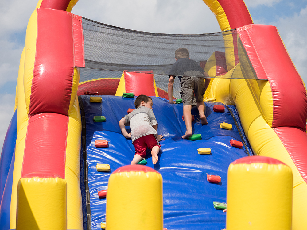 KIDS ZONE at Summerfest – The Chillest spot on the Hill!