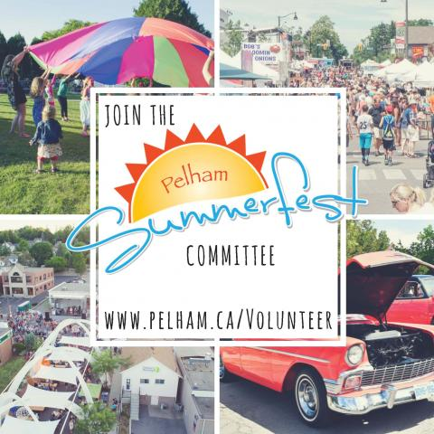 Seeking Summerfest Committee Members
