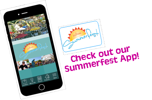 Get your Summerfest info on the go – We've got an app for that!