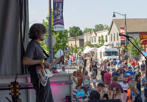 It's Almost Here …… Time to Chill on The Hill at Pelham Summerfest!