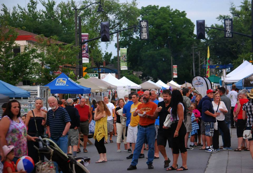 Dates Set For Summerfest 2015