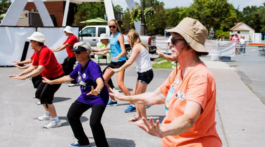 Be Active at Pelham Summerfest