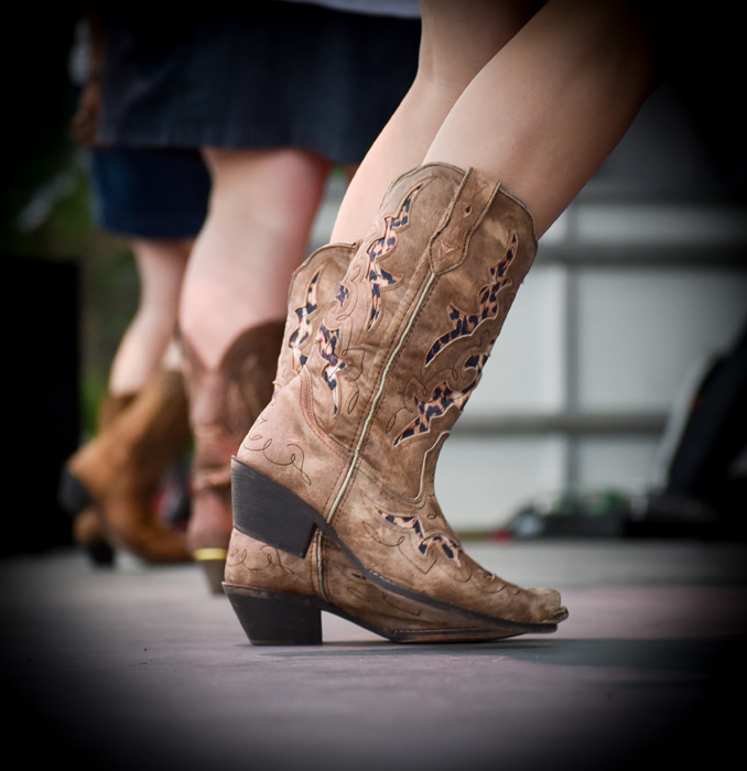 Polish up your buckle, put on your roach stompers and grab your hat … Friday is Country Night at Summerfest!