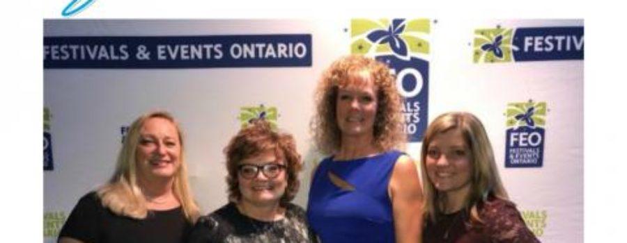 Pelham Summerfest Named One of 2017 Top 100 Festivals & Events in Ontario