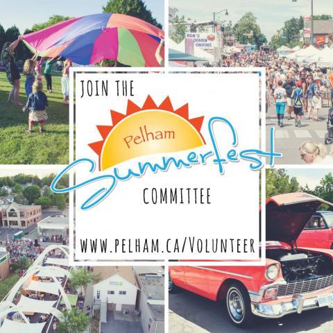 Seeking Summerfest Committee Members