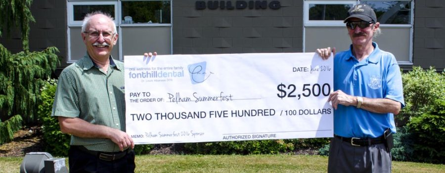 Who puts the FREE in Summerfest's Four Free Days of Family Fun?? Our Sponsors!