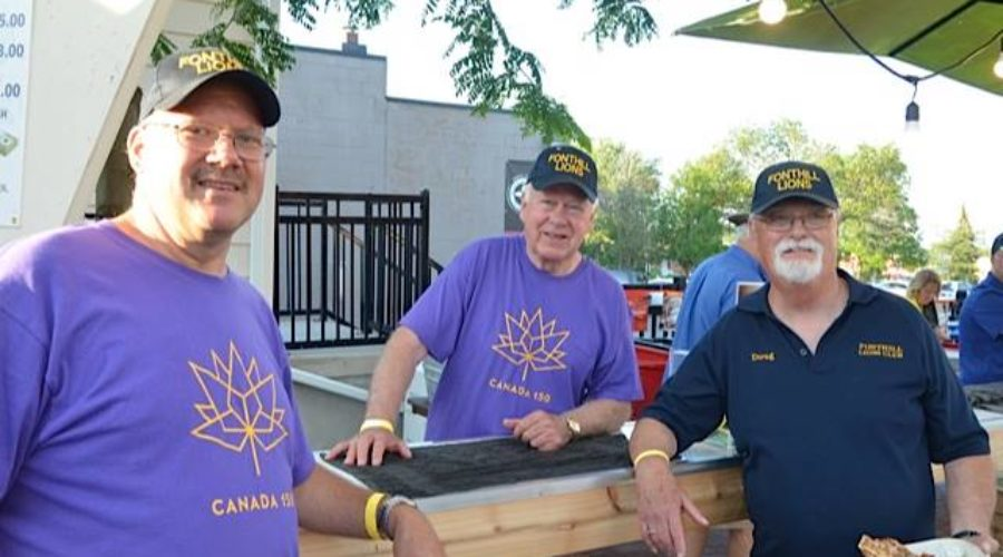 Our local service groups and committees volunteer at Summerfest and you can too!
