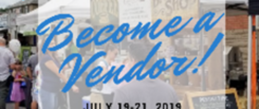 Summerfest is still accepting vendor applications