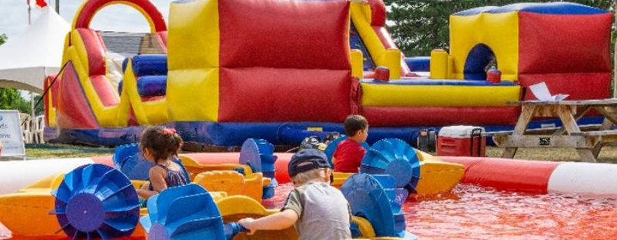 Summerfest Kids Zone