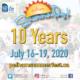 SAVE THE DATE!  July 16-19, 2020 Pelham Summerfest celebrates it's 10th year!